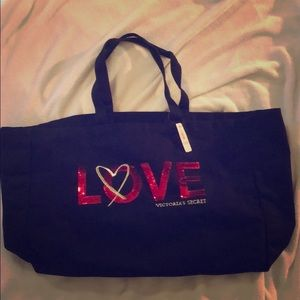 Victoria's Secret LG Love Tote